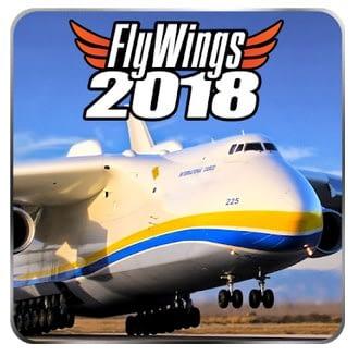 Flight Simulator 2018 FlyWings Free MOD