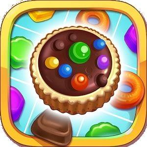 Cookie Mania - Halloween Sweet Game mod