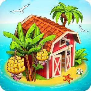 Farm Paradise: Hay Island Bay mod