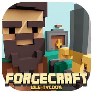ForgeCraft - Idle Tycoon mod