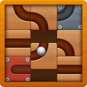 Roll the Ball® - slide puzzle mod