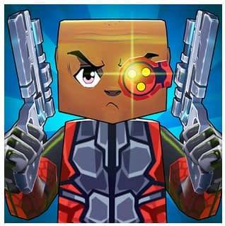 Madness Cubed Survival shooter mod