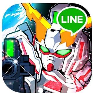 Line Gundam Wars mod