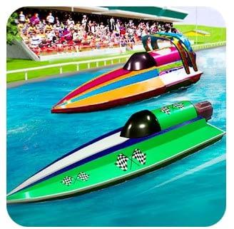 Speed Boat Racing mod