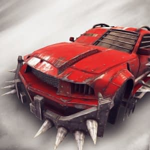 Guns, Cars and Zombies mod