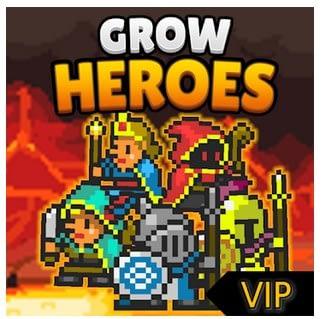 Grow Heroes Vip Idle RPG mod