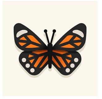 Mariposa inactividad mod