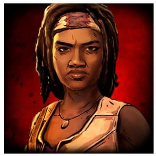The Walking Dead Michonne MOD