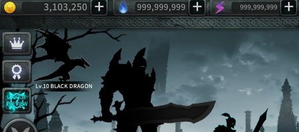 Dark Sword Season 2 stamina mod