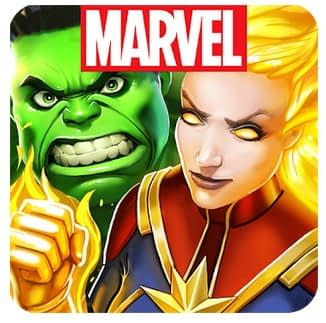 MARVEL Avengers Academy mod