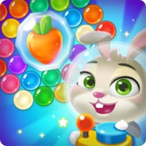 Bubble spinner : space bunny mod