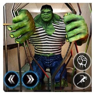 Incredible Monster Hero mod