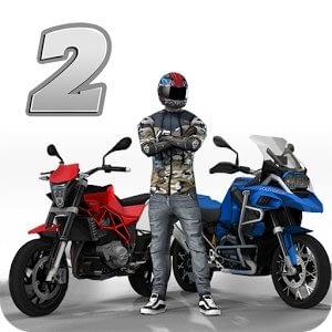 Moto Traffic Race 2 mod