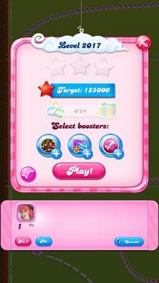 candy crush saga +100 moves